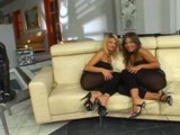 Cloe Delaure & Sandra - Nasty Initiations 2
