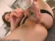 Amateur Orgasms Jenny and her Exploding Pussy