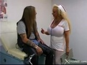 Busty Broads in Uniform - Scene 02