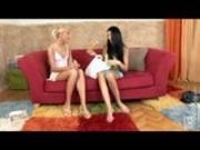 EuroLesbians - Pink Pussy & Julya Bright