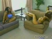 Kitten and Vanessa Blue