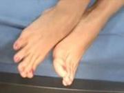 Jenna Haze Barefoot