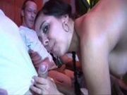 Private Lustschweine - Sperma Gang Bang Party 2