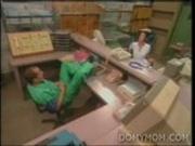 Sana Fey Nurse - Threesome