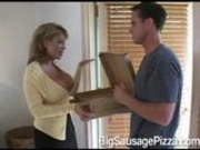 big sausage pizza-ava devine
