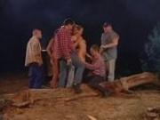 Campfire Orgy