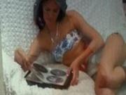 GlamorousBimbos - Jenya Masturbation 1
