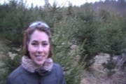 Amateur Cutie Blows Man in the Woods