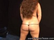 The Biggest Ass I've ever seen on a white girl