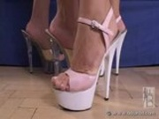 Sylvia Saint Lesbian Feet