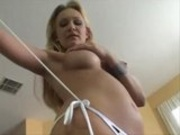 Katie Gold takes black dick