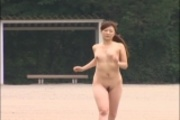 JAV Naked Track And Field Runner Vol 2