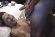 awesome cumshot on my girlfriend her face