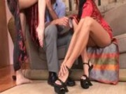 Regina and Florencia Feet