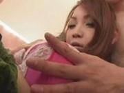 Sayaka Andou First Paipan Shaved B