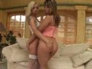 Caroline Cage & Sheila - Big Boobs