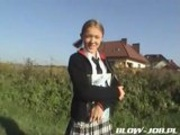 Polish Teen 18 years old - Aga