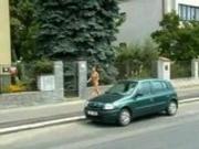 Nude in Public -Lucie