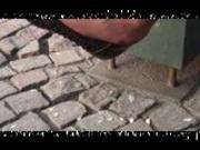 pantyhosed feet nylon dangling in public