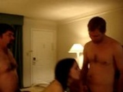 3 Guys Gangfuck My Wife Sylvia at a Motel in PHX 4