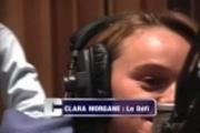 Cecile De Menibus Et Clara Morgane showing their b