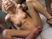 Piss: Blonde Fetish Gangbang