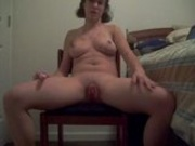Resl Amature Housewife Anal Masterbation