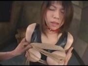 Milking Bondage Tits