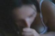 amateur teen blowjob and facial
