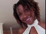 Eve mayfair ebony interracial anal