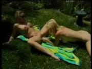 Horny Blondes Eating Each Others Grass - Acid Rain