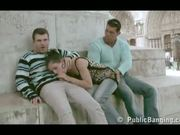 Notre Dame de Paris threesome PART 1