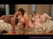 crazy chubby orgy