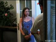 Samantha Rivers bangs her landlord for free rent