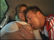 Screwing in the Backseat pt 1/2