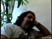 Ron Jeremy shares his lady friend
