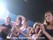 Wild Party Girls get fucked in a night club