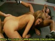 Isis Taylor Diamond Jackson - Bra Tug of War