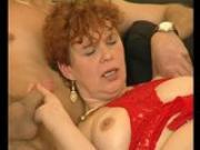 Red Headed Granny - Julia Reaves