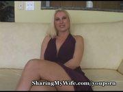 Nice Tit Babe Bangs Huge Black Cock