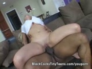 Starla Sterling Black Cocks Tiny Teens