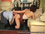 Pussy licking and ass rimming