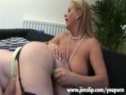 Lesbian UK MILF chicks eating pussy