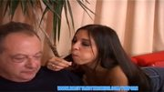 Fat old guy is fucking a super hot pornstar
