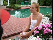 Samanthas fiance bast man makes amove on her