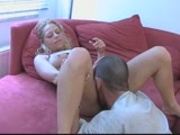 Eating pussy, sucking cock