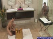 Amazing Nuru Gel Massage p.1