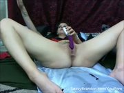 Smoking and Masturbating