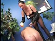 Hot dominatrix loves using wax - SMALL TALK