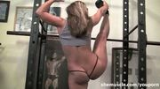 Talia - SheMuscle - Sexible Flexible